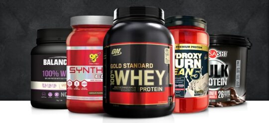 Top 20 protein powders for bodybuilders