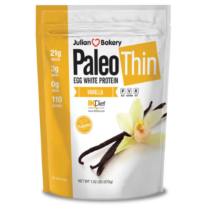 Julian Bakery Paleo Thin Egg White Protein Powder