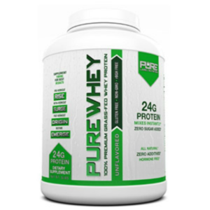 Pure Label Grass Fed Whey