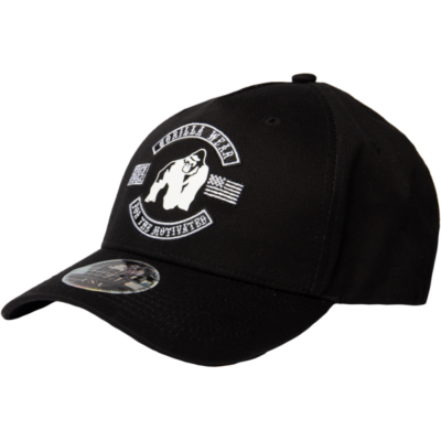 DARLINGTON CAP – BLACK