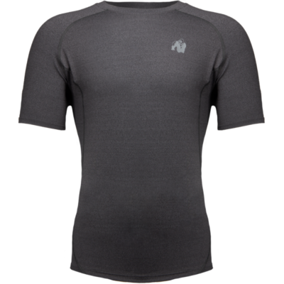 LEWIS T-SHIRT - DARK GRAY