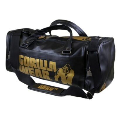 GYM BAG - BLACK/GOLD 2.0