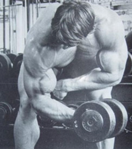 Workout Arms First