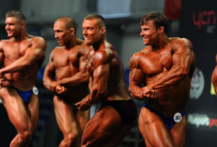 Getting ready for your first bodybuilding competition
